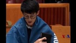 香港高院裁定两港独议员丧失议员资格