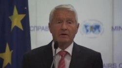 واکنش دبیرکل شورای اروپا به حضور نظامی روسیه در اوکراین