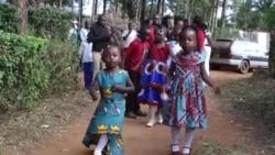 Vazi la Kitenge