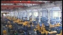 中国一月份进出口增长势头强劲
