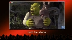 English @ the Movies: Hold the Phone
