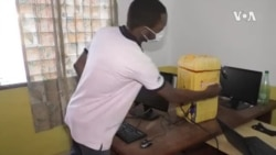 Benin Recycled Computers ...