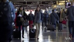 US Holiday Travelers Face Increased Security