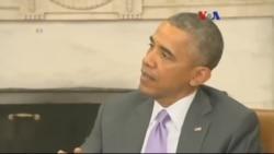 Obama Irak'a Yardım Sözü Verdi