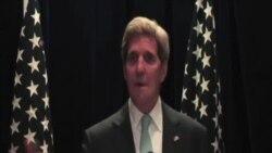 克里將廣島與伊朗核協議相提並論