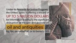 Rewards for Fugitives: Disrupting ISIS Financing