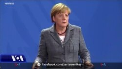 Lamtumira gjermane për 'kancelaren e krizave' Angela Merkel