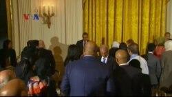 Berbuka Puasa Bersama di Gedung Putih