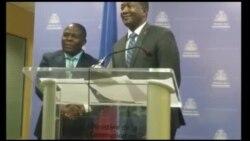 Ayiti: Plis Timoun nan Klas Fondamantal Pral Benefisye yo Pla Cho nan Pwogram Kantin Eskolè Gouvènman an