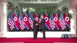 Про що домовилися Трамп та Кім Чен Ин і як на це відреагували у США. Відео
