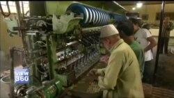 کشمیر میں ریشم کا قدیم ترین کارخانہ