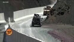 ترکی کی افغان پناہ گزینوں کو روکنے کے لیے ایرانی سرحد پر دیوار کی تعمیر