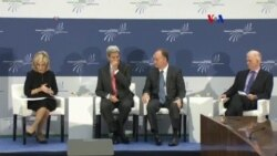 Kerry busca diálogo renovado en Oriente Medio