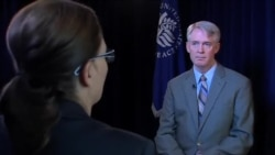 VOA Persian Interview with Col. Paul Hughes