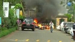 Kenya'da Lüks Otele Saldırı