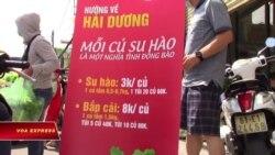 Người Sài Gòn 'giải cứu' nông sản mùa dịch Covid