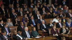 New US Congress Gavels in for First Day of Business