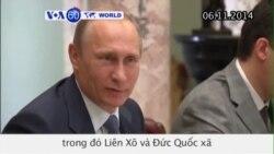 TT Putin bênh vực hiệp ước Molotov-Ribbentrop (VOA60)