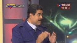 Venezuela relaciones EE.UU.