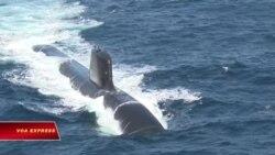 Vụ xích mích về tàu ngầm: Pháp kêu gọi EU chớ 'ngây thơ'