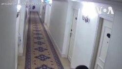 Camera an ninh cho thấy chân dung kẻ đánh bom ở Sri Lanka