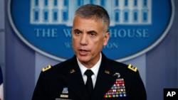 ژنرال پال میکی ناکاسونی، رئیس آژانس امنیت ملی و ریاست فرماندهی سایبری ایالات متحده آمریکا
