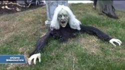 Amerika'da Cadılar Bayramı