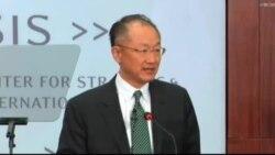 세계은행, 빈곤 퇴치 국제협력 촉구