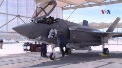 Chiến đấu cơ F-35 thu hút chỉ trích vì chi phí đắt đỏ
