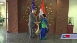"""امریکا او هند: هیڅ هېواد باید د ترهګرو """"امن پناه ځای"""" نه وي"""