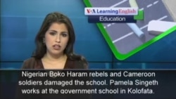 Schools in Cameroon Face Boko Haram Threat
