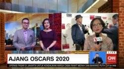 Laporan VOA untuk CNN: Ajang Oscar 2020