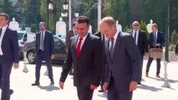 Доналд Туск до членките на ЕУ: Северна Македонија го заврши својот дел од работата, на ред сте вие