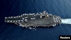 Tàu sân bay USS Theodore Roosevelt