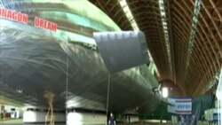 SAD: Zračni brod.... nešto posebno, potpuno novi tip letjelice!?