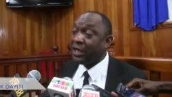 Ayiti: Sena a Vote Pwojè-Lwa sou Blanchiman Lajan an
