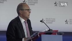 库德洛:坚持经济自由带来繁荣 反之将造成贫穷