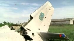 2014-07-15 美國之音視頻新聞: 分離分子稱他們擊落烏克蘭運輸機