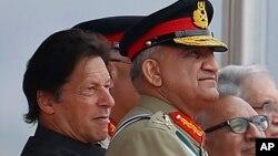 د پاکستان حکومت غواړي چې جنرال باجوه دې درې کاله نور هم په خپلې دندې پاتې شي