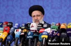 에브라힘 라이시 이란 대통령 당선인