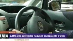 Little, une entreprise kenyane concurrente d'Uber