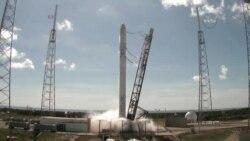 SpaceX, polvo en el cielo