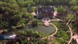 Raskošna imovina ukrajinskog predsjednika Janukoviča danas je turistička atrakcija