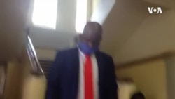 Bulawayo Mayor Receives Goods from Donors