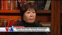 AQShdagi sobiq elchi bugungi Qirg'iziston haqida nima deydi?
