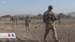 Kêmkirina Leşkerên Amerîkî yên li Afganistanê Dibe Sedema Nîqaşan