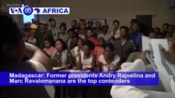 VOA60 Africa - Former President Alleges Fraud in Madagascar Vote
