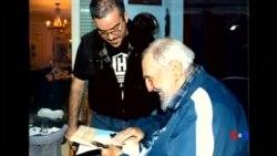 2015-02-03 美國之音視頻新聞: 古巴發表菲德爾卡斯特羅的新照片