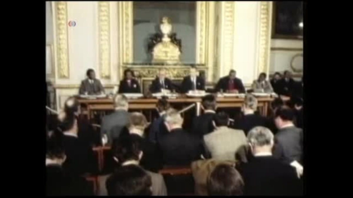 Flash back signing of zimbabwes lancaster house agreement signing of zimbabwes lancaster house agreement platinumwayz