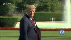 Президент Трамп звільнив з посади директора Агентства з кібербезпеки і безпеки інфраструктури США Крістофера Кребса. Відео